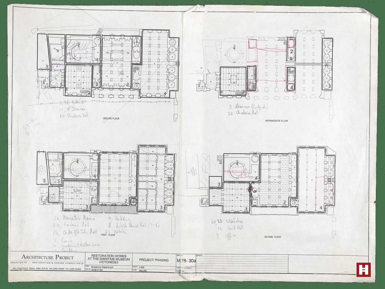 mmm architectural plan